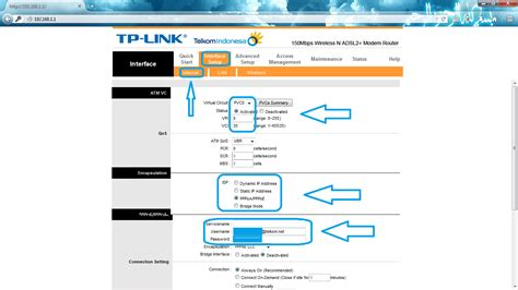 Modem Wifi Tp Link Speedy cara paling benar setting ulang modem speedy tp link dengan mudah update 2018