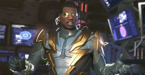 raiden  black lightning  injustice