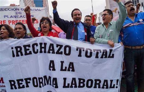 reforma laboral 2016 en mxico maternidad reforma laboral politicamex