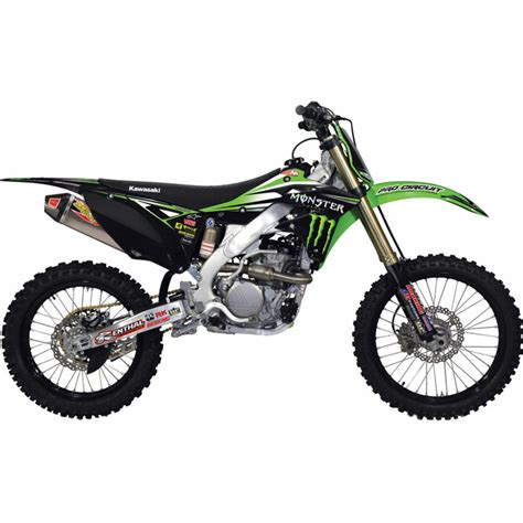 sale  pro circuit team monster energy kawasaki klx sticker graphic kit accessories