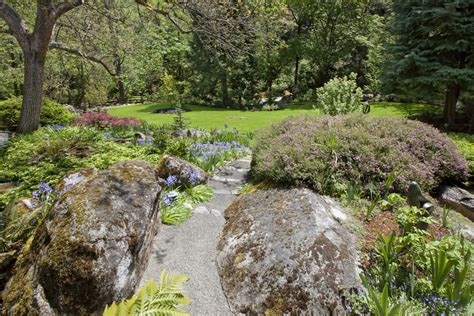 boulder gardens solid ground landscape ashland oregon
