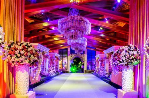 Top 10 Luxurious Wedding Venues In The Capital    ADw