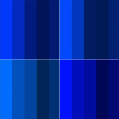 blue swatches blue shades swatches download at vectorportal
