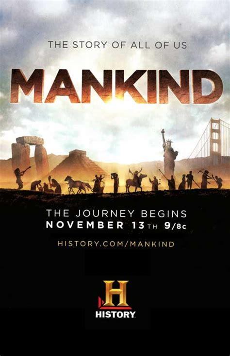 the story of mankind the story of all of us tv posters from