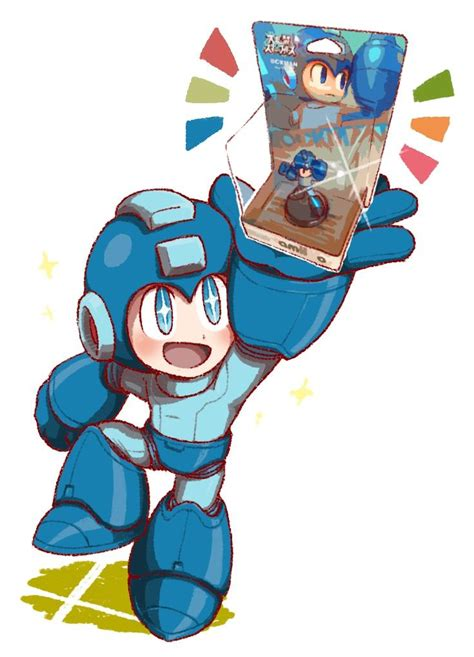 megaman starforce 3 white card template megaman gets his own amiibo amiibo your meme