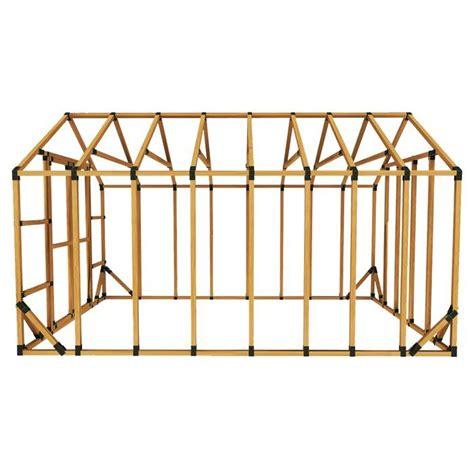 ft    ft  greenhouse kit   storage shed