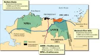 arctic national wildlife refuge 1002 area petroleum