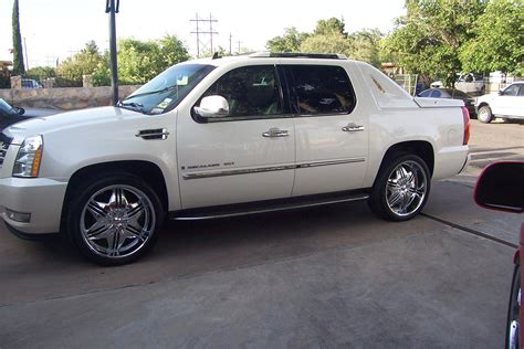 how cars run 2007 cadillac escalade ext transmission control ept 07ext 2007 cadillac escalade extsport utility pickup 4d 5 1 4 ft specs photos modification