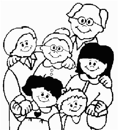 what makes a family families are built in many different ways books god made families coloring page pictures families obey