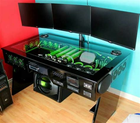 purchasing the ultimate gaming computer desk