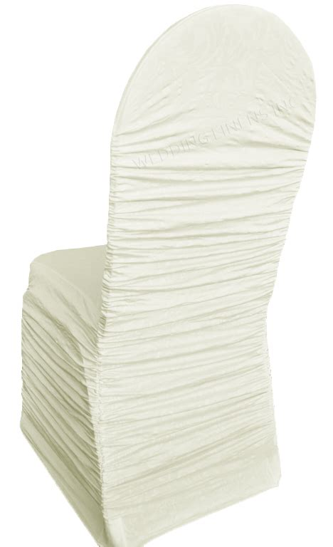 spandex chair covers ivory ivory embossed spandex banquet chair covers