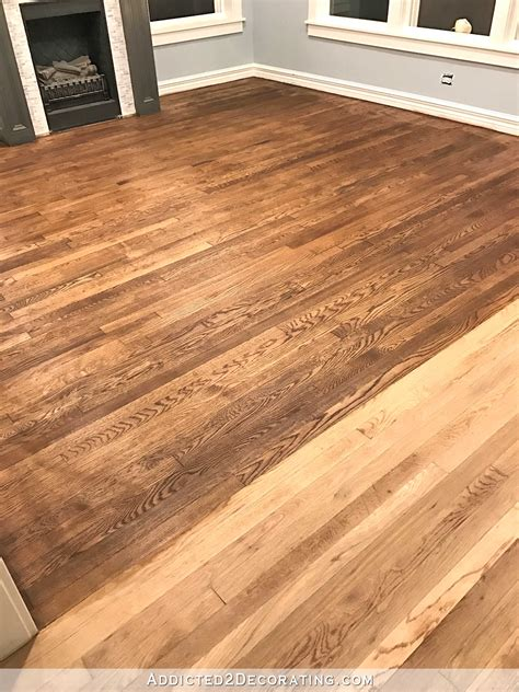 Stains What Stains by Adventures In Staining My Oak Hardwood Floors