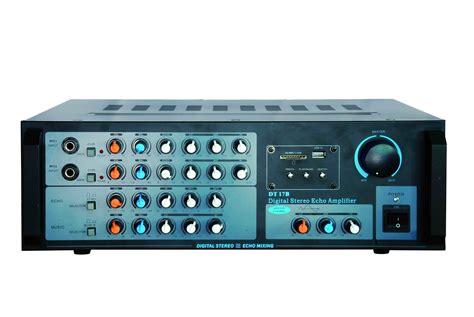 Power Lifier Digital Stereo Echo Mixing 4 Imput Mic 150wattx2 china digital stereo echo lifier dt 17b china digital lifier lifier