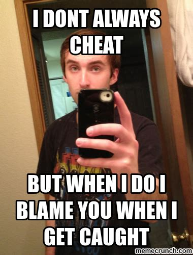 Memes About Cheating - cheating boyfriend