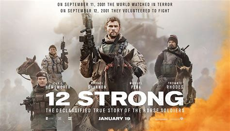 12 strong the declassified true story of the soldiers books 12 strong cadaazz
