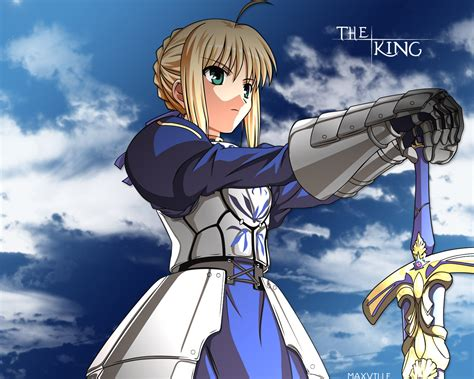 New Anime Fate Stay Blue Saber 2 0 Figma 227 Pvc Figure 6 saber fate stay wallpaper 25737672 fanpop