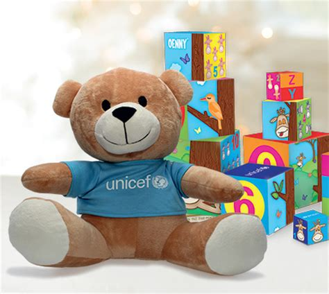 charity gifts cards unicef uk shop
