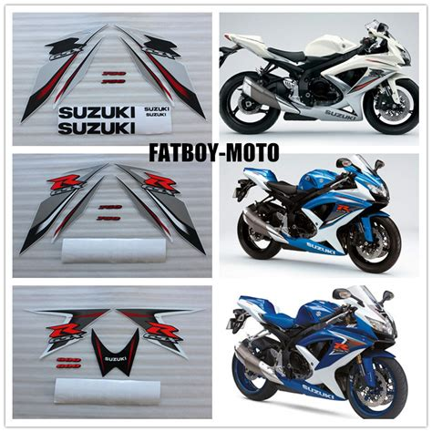Suzuki Gsxr Stickers Popular Gsxr 600 Decals Buy Cheap Gsxr 600 Decals Lots