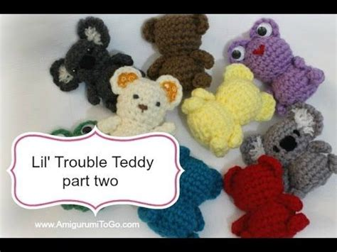squirrel amigurumi crochet pattern the magic loop 636 best youtube crochet tutorial stitches images on