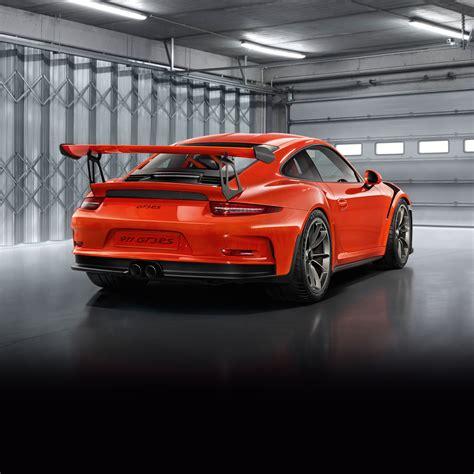 porsche gt3 rs 2016 porsche 911 gt3 rs 2016 cartype