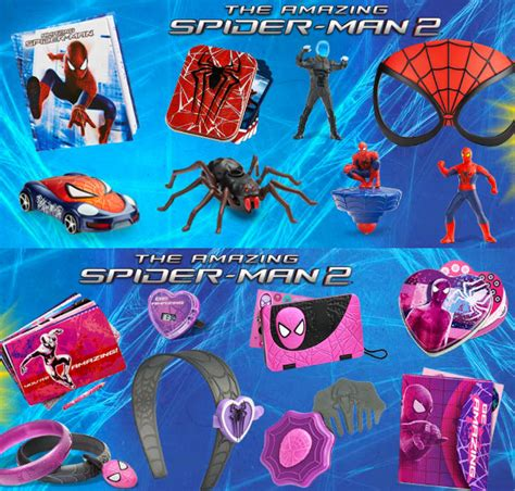 aimi macdonald let yourself go things we saw today mcdonald s the amazing spider 2