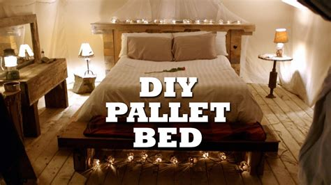 inexpensive diy pallet bed frames day bed ideas