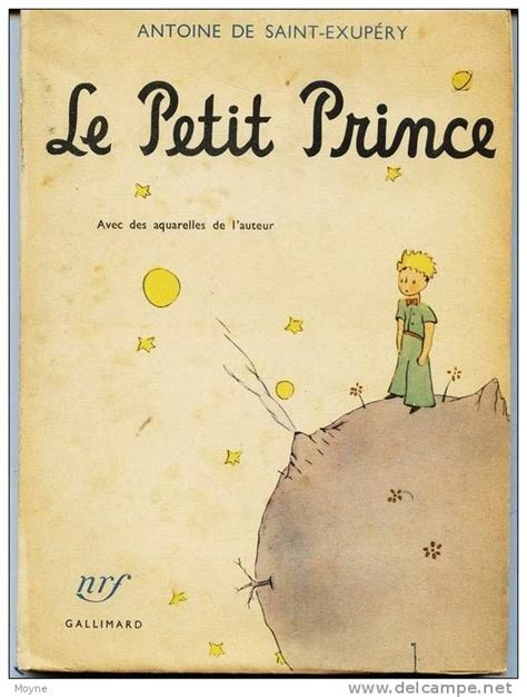 le petit prince edition books le petit prince 1943 editorial gallimard antoine de
