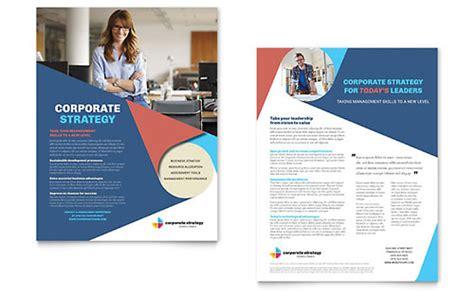 Adobe Indesign Sales Template Datasheet Templates Indesign Illustrator Publisher Word