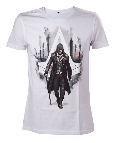 Tshirt Assassins Creed assassin s creed syndicate jacob frye t shirt assassins creed brands