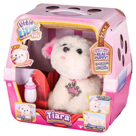 live pets my puppy tiara live pets my puppy tiara toys r us