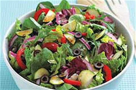 Garden Salad Ideas 10 Salads To Get You Through The Diet Phase Listden
