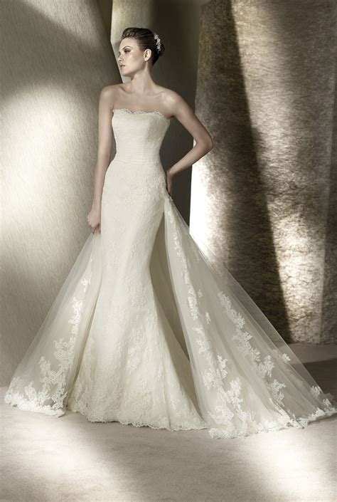 Best Romantic Lace Wedding Dresses ? BestBride101