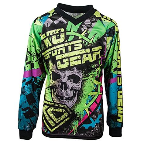 motocross jersey design motocross jersey by ko sports gear skull design