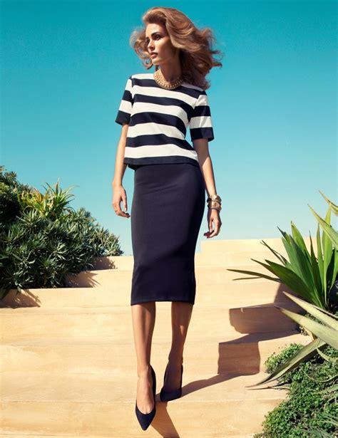 black white stripe tops s fashion trends 2018