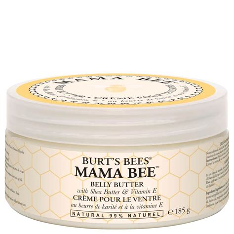 Burts Bees Bee Belly Butter 2 burt s bees bee belly butter 187 1g free shipping lookfantastic