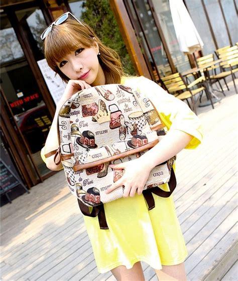 Gtit Tas Import Wanita Tas Cantik Tas Kotak Gantungan Boneka tas ransel wanita import modis model terbaru jual