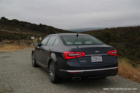 kia cadenza 2014 review review 2014 kia cadenza with the about cars