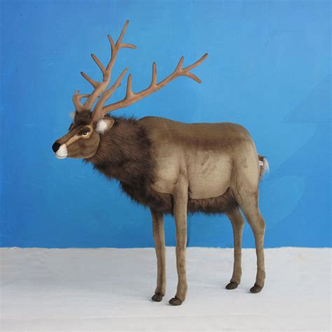 life sized hansa ride on reindeer 60 quot