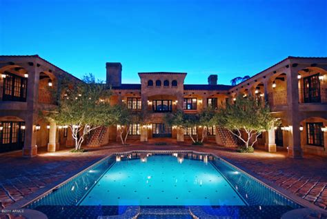 big house actors arizona biggest mansions on the market and some of the