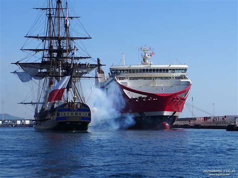 bateau hermione corse la fr 233 gate hermione de passage 224 bastia les 27 28 et 29