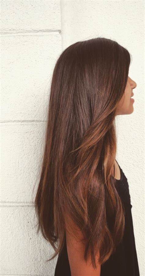 hairstyles for thin hair with extensions 20 terrific hairstyles for long thin hair long brown