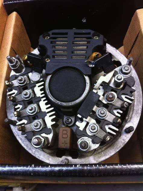 alternator diode replacement cost bad remanufactured bosch alternator saga 1987 3 2 pelican parts technical bbs