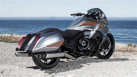 Bmw Cruiser Motorrad by Bmw Concept 101 Ausblick Auf Einen Cruiser Autogazette De