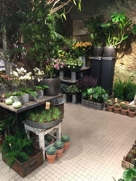 layered   space indoor garden garden center