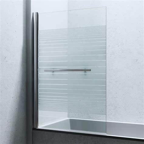 badewanne duschwand glas duschabtrennung duschwand f 220 r badewanne aus glas