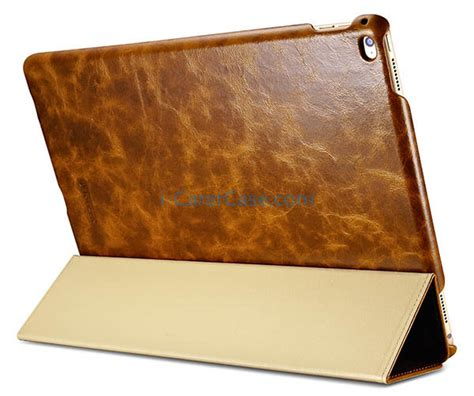 Primary Original Leather Pouch Pro 97 icarer pro 9 7 inch wax vintage genuine leather folio