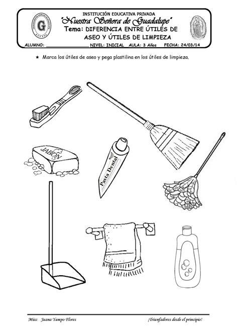 imagenes de utiles escolares para iluminar calam 233 o diferencia entre utiles de aseo y de limpieza