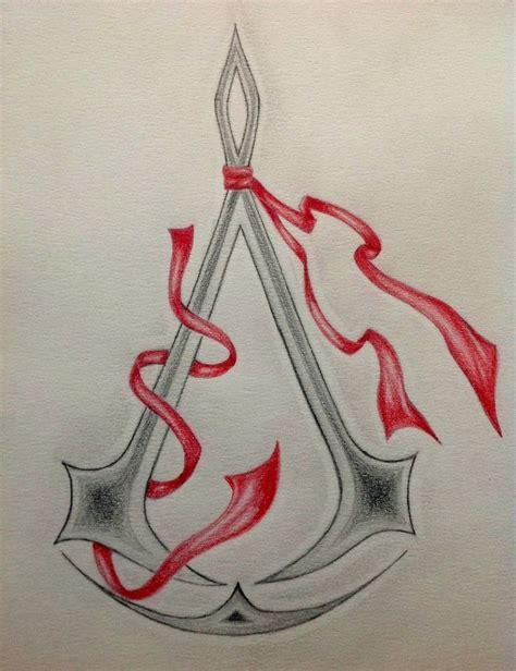 assassin creed tattoo designs assassin s creed symbol idea tattoos