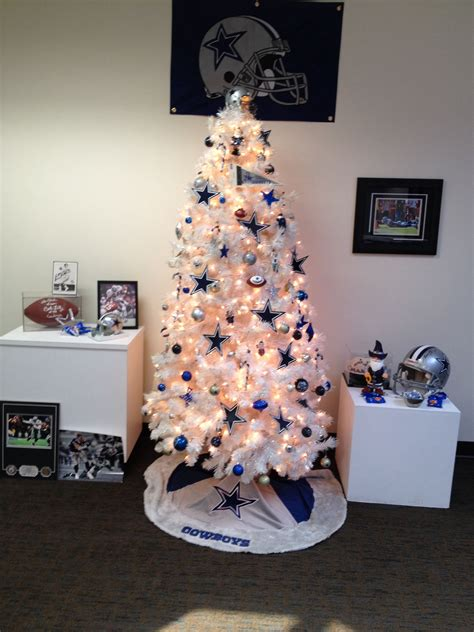 dallas cowboy christmas tree skirt dallas cowboys tree skirt lights decoration