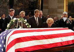 how was gerald ford when he died former us president gerald r ford dies at 93 askmarion